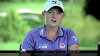 LPGA North Texas Shootout TV Spot Featuring Stacy Lewis and Azahara Munoz - Thumbnail 4