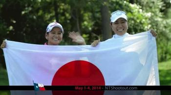 LPGA North Texas Shootout TV Spot Featuring Stacy Lewis and Azahara Munoz - Thumbnail 6