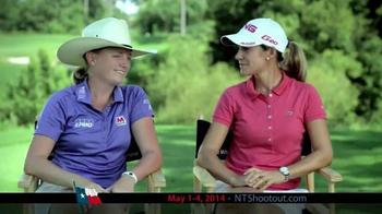 LPGA North Texas Shootout TV Spot Featuring Stacy Lewis and Azahara Munoz - Thumbnail 9