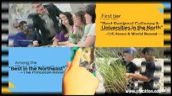 Stockton College TV Spot, 'Choose Stockton' - Thumbnail 8