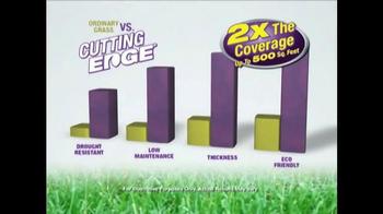 Cutting Edge Grass Seed TV Spot - Thumbnail 5