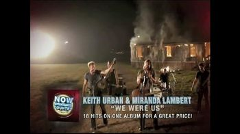 Now That's What I Call Country TV Spot