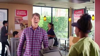 Jack in the Box Ultimate Cheeseburgers TV Spot, 'Training Video' - Thumbnail 1