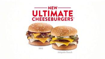 Jack in the Box Ultimate Cheeseburgers TV Spot, 'Training Video' - Thumbnail 10