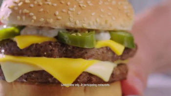 Jack in the Box Ultimate Cheeseburgers TV Spot, 'Training Video' - Thumbnail 3