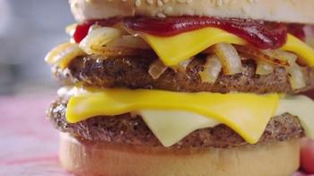Jack in the Box Ultimate Cheeseburgers TV Spot, 'Training Video' - Thumbnail 4