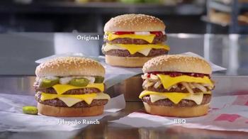 Jack in the Box Ultimate Cheeseburgers TV Spot, 'Training Video' - Thumbnail 5
