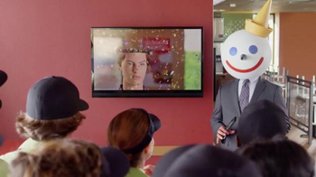 Jack in the Box Ultimate Cheeseburgers TV Spot, 'Training Video' - Thumbnail 8