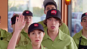 Jack in the Box Ultimate Cheeseburgers TV Spot, 'Training Video' - 130 commercial airings