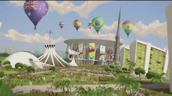2014 FIFA World Cup TV Spot, 'Official TV Opening' - Thumbnail 3