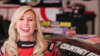 Traxxas TV Spot, Featuring Courtney Force