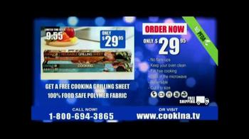 Cookina TV Spot - Thumbnail 10