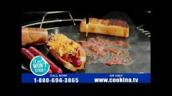 Cookina TV Spot - Thumbnail 5