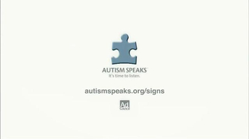 Autism Speaks TV Spot, 'Close to Home' - Thumbnail 10