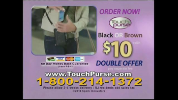 Touch Purse TV Spot - Thumbnail 9