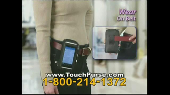 Touch Purse TV Spot - Thumbnail 7