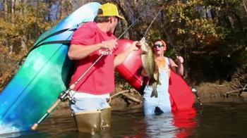 Jackson Kayak TV Spot, 'Kayak Fishing' - Thumbnail 5