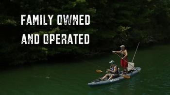 Jackson Kayak TV Spot, 'Kayak Fishing' - Thumbnail 7