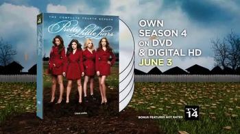 Pretty Little Liars Season 4 DVD & Digital HD TV Spot, 'In Stores June 3rd' - Thumbnail 5