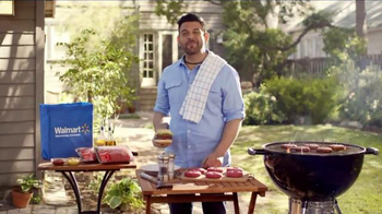 Walmart TV Spot, 'Tip for Grilling the Perfect Burger' Feat. Adam Richman - Thumbnail 6