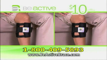 BeActive Brace TV Spot - Thumbnail 10