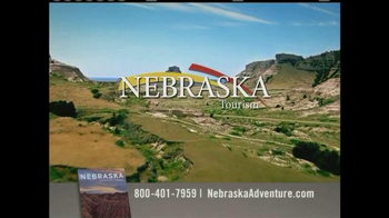 Nebraska Tourism Commission TV Spot, 'Nebraska Adventure'
