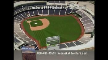 Nebraska Tourism Commission TV Spot, 'Nebraska Adventure' - Thumbnail 3