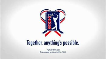 Mitsubishi Electric TV Spot, 'PGA Champions Tour' Featuring Corey Pavin - Thumbnail 6