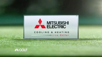 Mitsubishi Electric TV Spot, 'PGA Champions Tour' Featuring Corey Pavin - Thumbnail 3