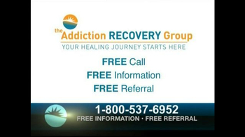 The Addiction Recovery Group TV Spot - Thumbnail 5