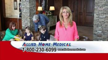 Allied Home Medical DDS 500 Back Brace TV Spot Featuring Irlene Mandrell