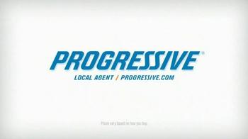 Progressive TV Spot, 'Airbrushed Fire Breathing Dragons' - Thumbnail 9