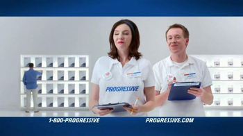 Progressive TV Spot, 'Airbrushed Fire Breathing Dragons' - Thumbnail 1