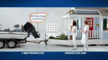 Progressive TV Spot, 'Airbrushed Fire Breathing Dragons' - Thumbnail 2