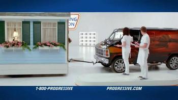 Progressive TV Spot, 'Airbrushed Fire Breathing Dragons' - Thumbnail 4