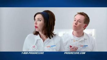 Progressive TV Spot, 'Airbrushed Fire Breathing Dragons' - Thumbnail 5