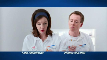 Progressive TV Spot, 'Airbrushed Fire Breathing Dragons' - Thumbnail 6