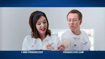 Progressive TV Spot, 'Airbrushed Fire Breathing Dragons' - Thumbnail 7