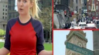 Yoplait Blueberry Greek Yogurt TV Spot, 'Taste-Off Takes on Boston'