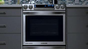 Samsung Home Appliances Chef Collection TV Spot, 'La Brulee et Le Poisson' - Thumbnail 10