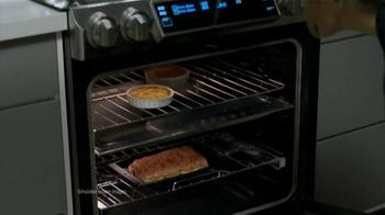 Samsung Home Appliances Chef Collection TV Spot, 'La Brulee et Le Poisson' - Thumbnail 5
