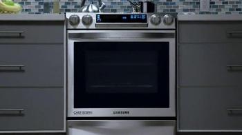 Samsung Home Appliances Chef Collection TV Spot, 'La Brulee et Le Poisson' - Thumbnail 9