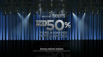 Sears Appliances TV Spot, 'Award Winning Performance' - Thumbnail 2