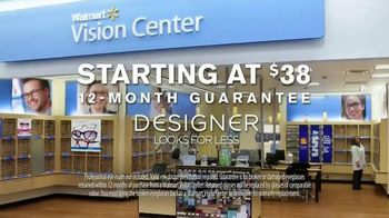 Walmart Vision Center TV Spot, 'Different Looks'