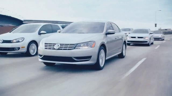 Volkswagen TDI TV Spot, 'The Clean Diesel Family' - Thumbnail 4
