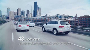 Volkswagen TDI TV Spot, 'The Clean Diesel Family' - Thumbnail 6