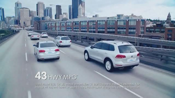 Volkswagen TDI TV Spot, 'The Clean Diesel Family' - Thumbnail 7