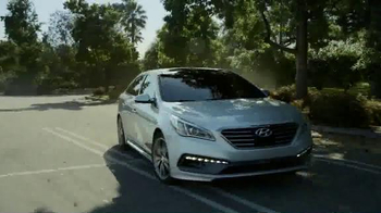 2015 Hyundai Sonata TV Spot, 'Family Racer' Song by Joan Jett - Thumbnail 10
