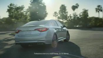 2015 Hyundai Sonata TV Spot, 'Family Racer' Song by Joan Jett - Thumbnail 2