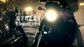 Harley-Davidson Street Motorcycles TV Spot, 'Street' Song by The Strypes